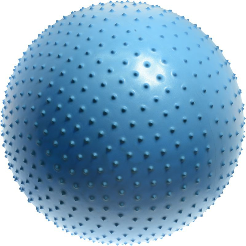Gymnastická masážna lopta LIFEFIT MASSAGE BALL 55 cm