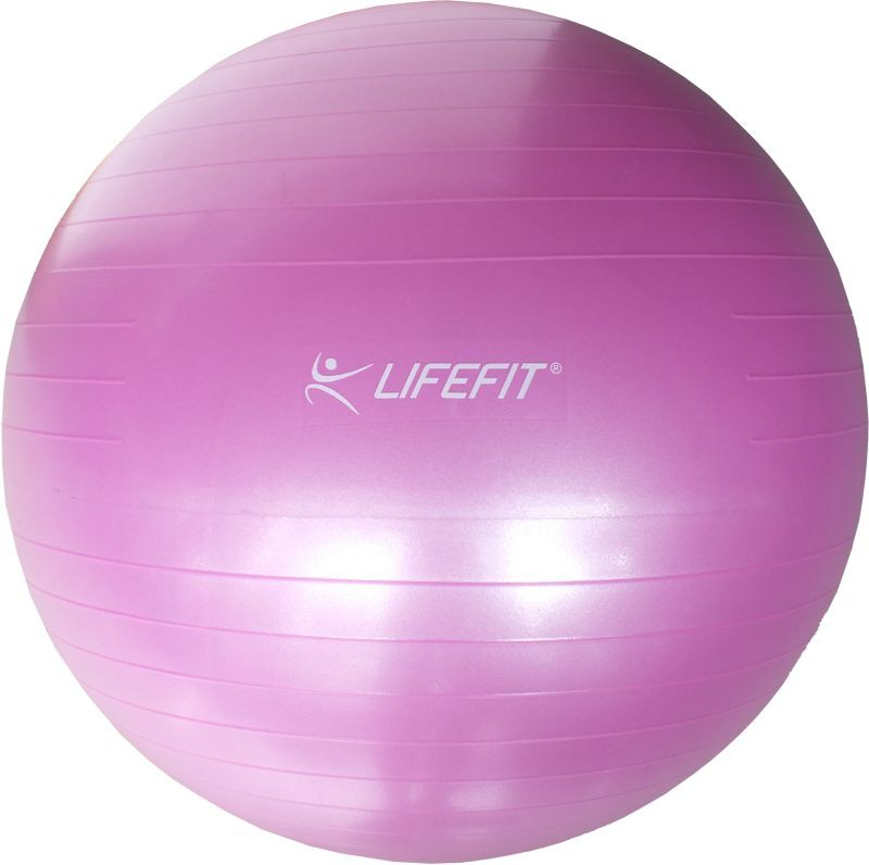 Gymnastická lopta LIFEFIT ANTI-BURST 75 cm